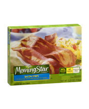 MorningStar Farms® Veggie Breakfast Bacon Strips 5.25 oz. Box