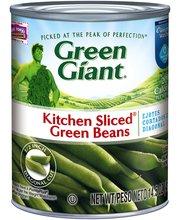Green Giant™ Kitchen Sliced™ Green Beans 14.5 oz. Can