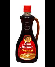Aunt Jemima Original Syrup 24 fl. oz. Bottle