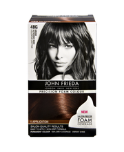 John Frieda® Precision Foam Colour Brilliant Brunette® 4BG Da...