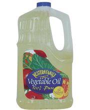 Wf Vegetable Oil