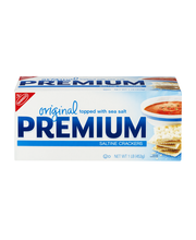 Nabisco Original Premium Saltine Crackers 1 lb. Box