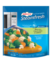 Birds Eye® Steamfresh® Broccoli, Cauliflower & Carrots Mixtur...