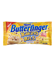 Nestle Butterfinger Baking Bits 10 oz. Bag