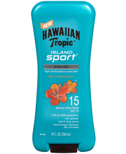 Hawaiian Tropic® Island Sport® SPF 15 Sunscreen 8 fl. oz. Squ...