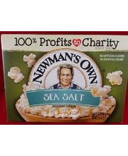 Newman's Own Natural Flavor Popcorn