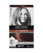 John Frieda Brilliant Brunette® Salon Blends Light Natural Br...