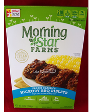MorningStar Farms® Veggie Classics Hickory BBQ Riblets 10 oz....