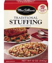 Mrs. Cubbison's® Seasoned Traditional Stuffing 12 oz. Box