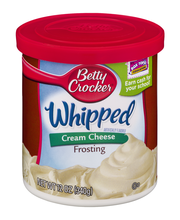 Betty Crocker™ Whipped Cream Cheese Frosting 12 oz. Canister