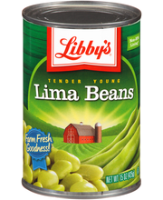 Libby's® Tender Young Lima Beans 15 oz. Can