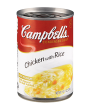 Campbell's Chicken with Rice Condensed Soup 10.5 oz.