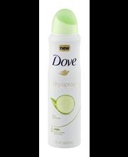 Dove Cool Essentials Dry Spray Antiperspirant 3.8 oz. Aerosol...