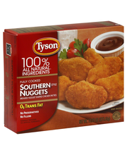 Southern Style Nuggets