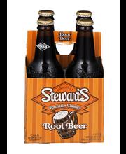 Stewart's Original Fountain Classics Root Beer - 4 PK
