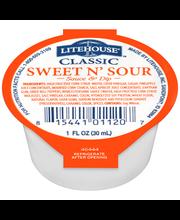 Litehouse™ Classic Sweet N' Sour Sauce & Dip 1 fl. oz. Cup