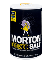 Morton Iodized Salt 26 oz. Pour Spout