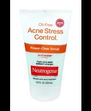 Neutrogena® Oil-Free Acne Stress Control™ 4.2 oz