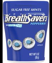 Breath Savers® Peppermint Mints 3 oz. Plastic Container