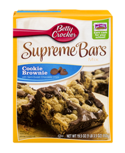 Betty Crocker® Delights Cookie Brownie Supreme Bars Mix 19.5 ...