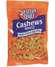 Wf Cashews Salted Peg