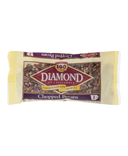 Diamond of California® Chopped Pecans 8 oz. Bag