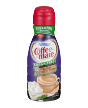 Nestle Coffeemate Sugar Free Italian Sweet Creme Liquid Coffe...