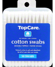 TOPCARE COTTON SWAB
