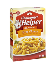Betty Crocker® Hamburger Helper Three Cheese 6 oz Box