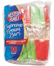 Wf Supreme Cream Bars