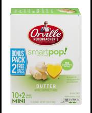 Orville Redenbacher's Gourmet Popping Corn SmartPop! Butter -...