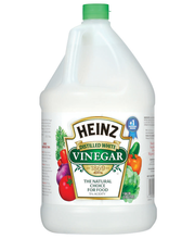 Heinz Distilled White Vinegar 1 gal. Jug