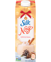 Silk® Original Nog 1qt. Aseptic Carton