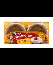 Keebler™ Ready Crust® Graham Pie Crusts 6 ct Sleeve