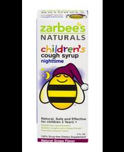 Zarbee's Naturals Children's Cough Syrup with Dark Honey Nigh...
