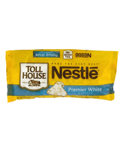 Nestle TOLL HOUSE Premier White Morsels 12 oz. Bag