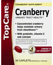 TOPCARE CRANBERRY CPLTS