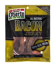 Oberto® All Natural Applewood Smoked Bacon Jerky 2.5 oz.