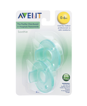 Philips Avent Pacifier - 0-6m