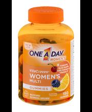 One A Day® Women's VitaCraves® Multivitamin Gummies 150 ct Bo...