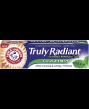 Arm & Hammer™ Truly Radiant™ Clean & Fresh Clean Mint Fluorid...