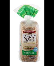 Pepperidge Farm® Light Style Oatmeal Bread 16 oz. Bag