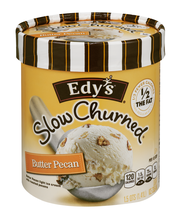 EDY'S/DREYER'S Slow Churned Butter Pecan Light Ice Cream 1.5 ...