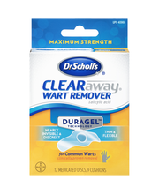 Dr. Scoll's® Clear Away® Maximum Strength Wart Remover 21 ct ...