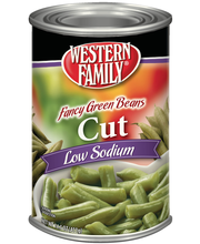 Wf Grn Beans Low Sod
