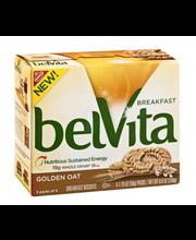 belVita Golden Oat Breakfast Biscuits 5-4 ct Packs