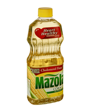 Mazola 100% Pure Corn Oil 40 Fl Oz Plastic Bottle
