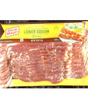 Oscar Mayer Lower Sodium Bacon 16 oz. Pack