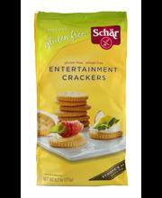 Schar Gluten-Free Entertainment Crackers