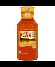 Gold Peak® Lemon Tea 52 fl. oz. Bottle